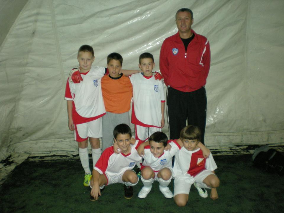 Hattrick mini liga-Akademija Petrika 2003