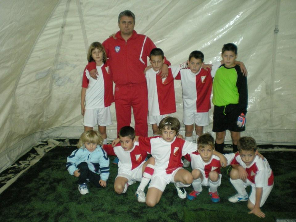 Hattrick mini liga-Akademija Petrika 2004