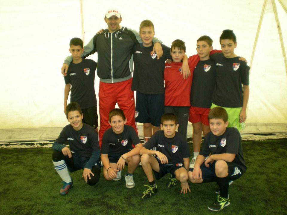 Hattrick mini liga-FK Milanelo 2000