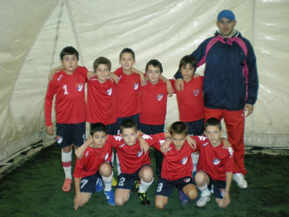 Hattrick mini liga-FK Milanelo 2002