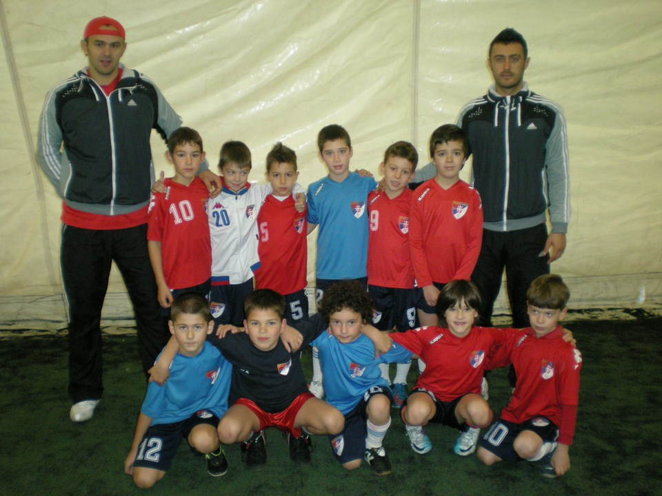 Hattrick mini liga-FK Milanelo 2004