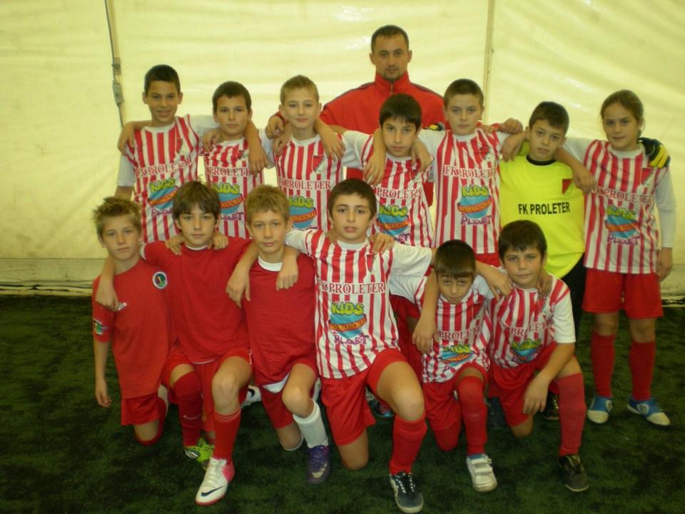 Hattrick mini liga-FK Proleter 2001