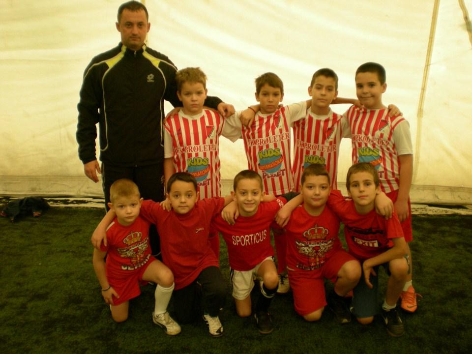 Hattrick mini liga-FK Proleter 2003