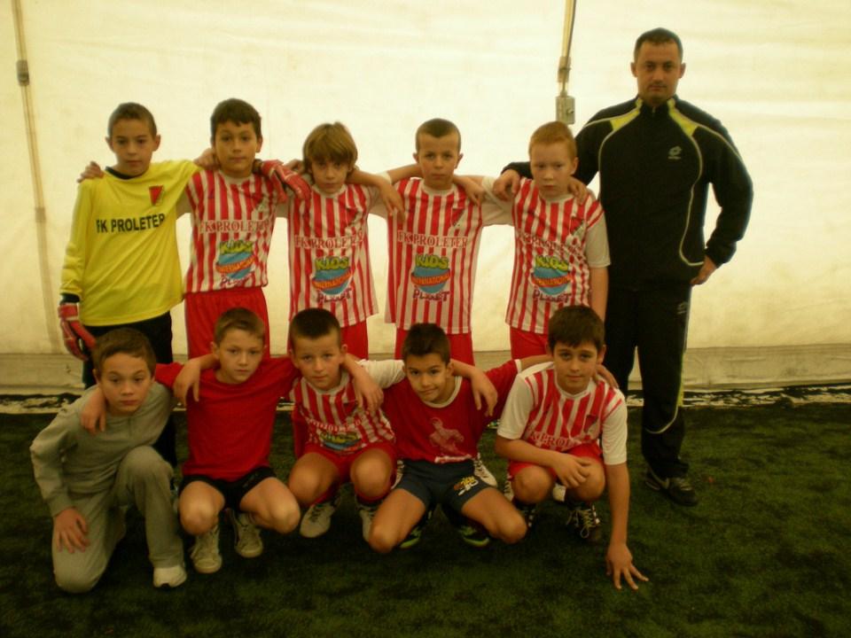 Hattrick mini liga-FK Proleter(beli) 2002