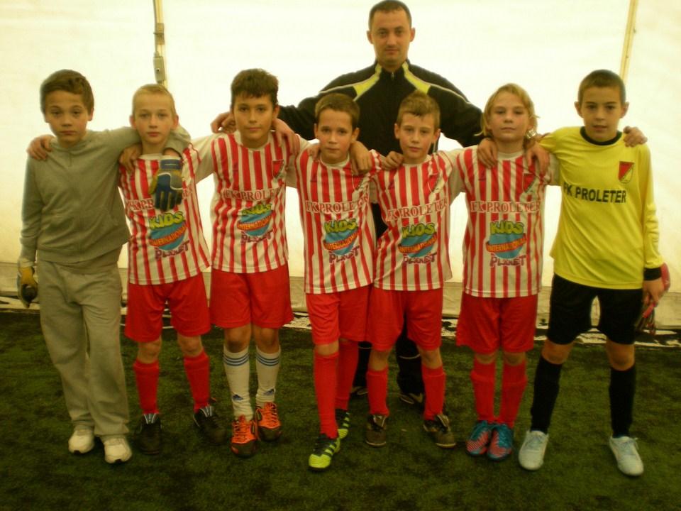 Hattrick mini liga-FK Proleter(crveni) 2002