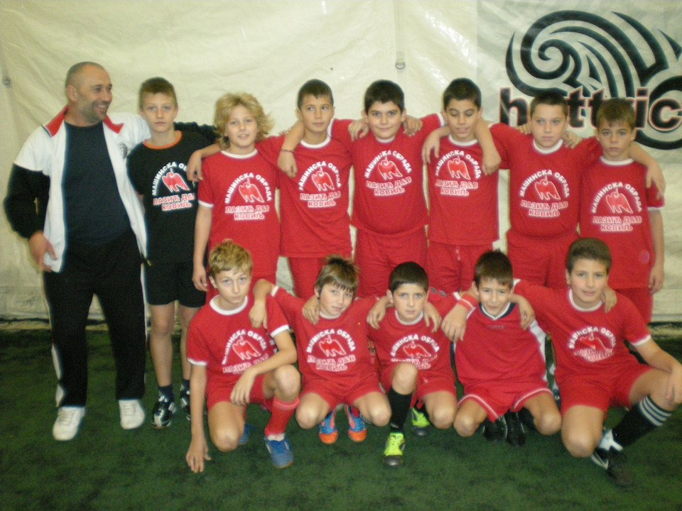 Hattrick mini liga-FK Sajkas 2001