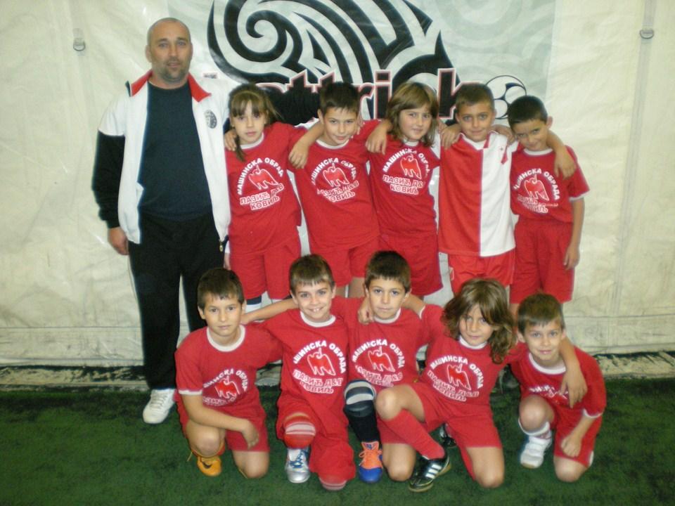 Hattrick mini liga-FK Sajkas 2002