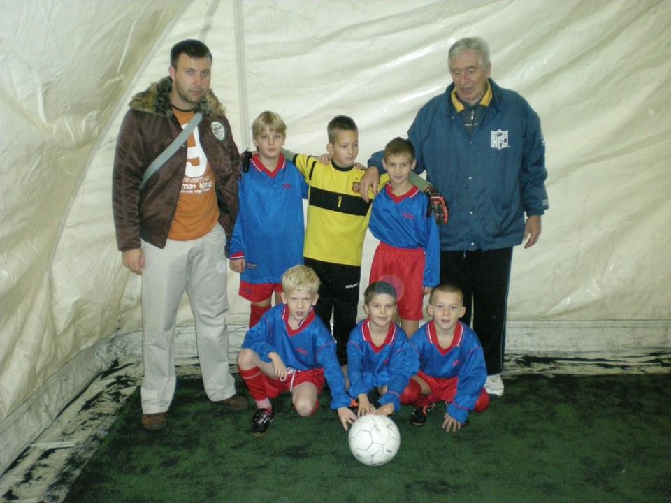 Hattrick mini liga-Hattrick 2003