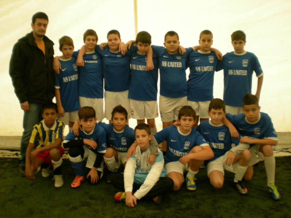 Hattrick mini liga-NS United 2000
