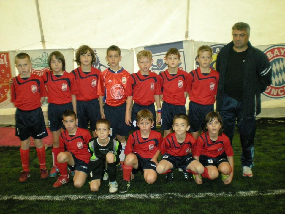 Hattrick mini liga-OFK Slavija 2003