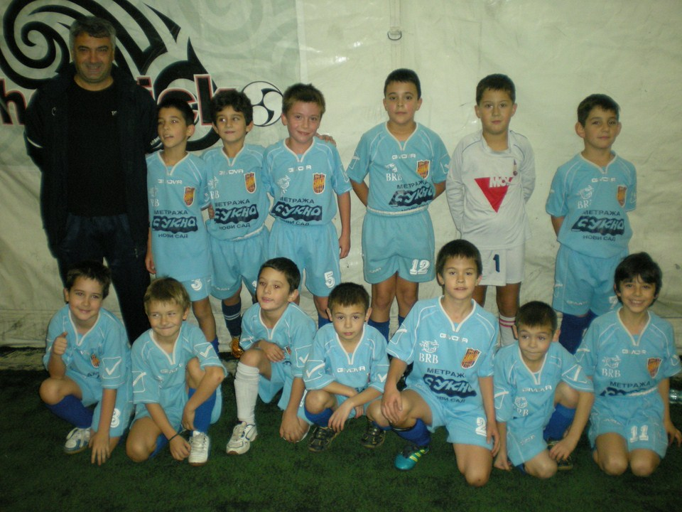 Hattrick mini liga-OFK Slavija 2004