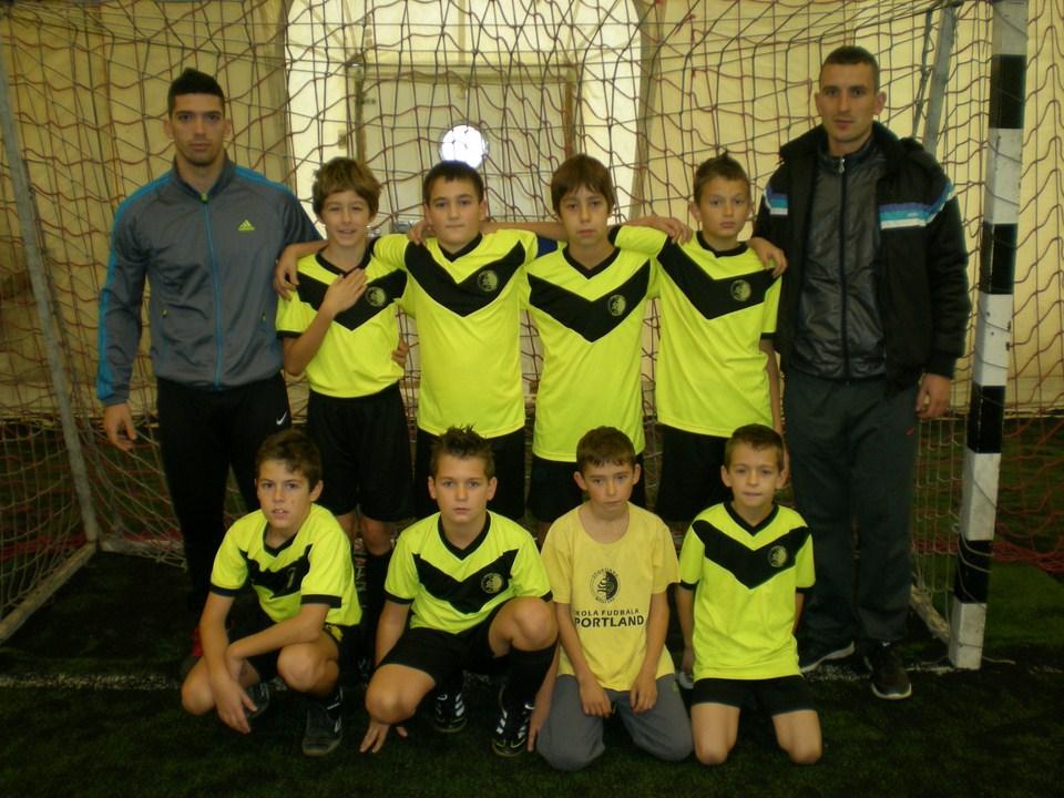 Hattrick mini liga-Sportland 2001