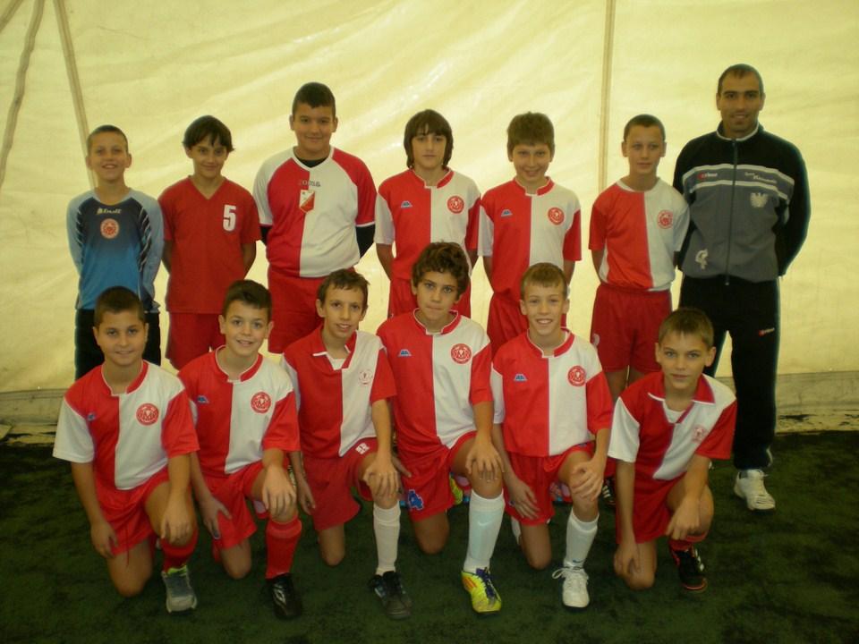 Hattrick mini liga-Vojvodina RMR 2000