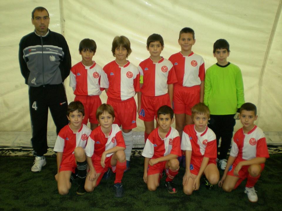 Hattrick mini liga-Vojvodina RMR 2003
