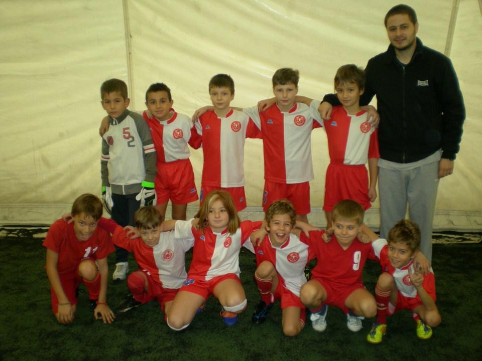Hattrick mini liga-Vojvodina RMR 2004
